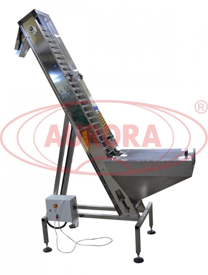 Автоматический элеватор транспортер для мешков